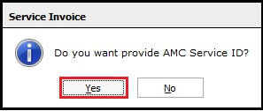 9.1. AMC and Warranty in Saral - Yes
