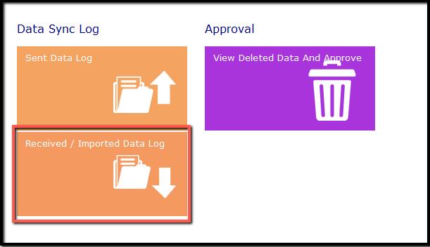 7.data synchronization-receiving details