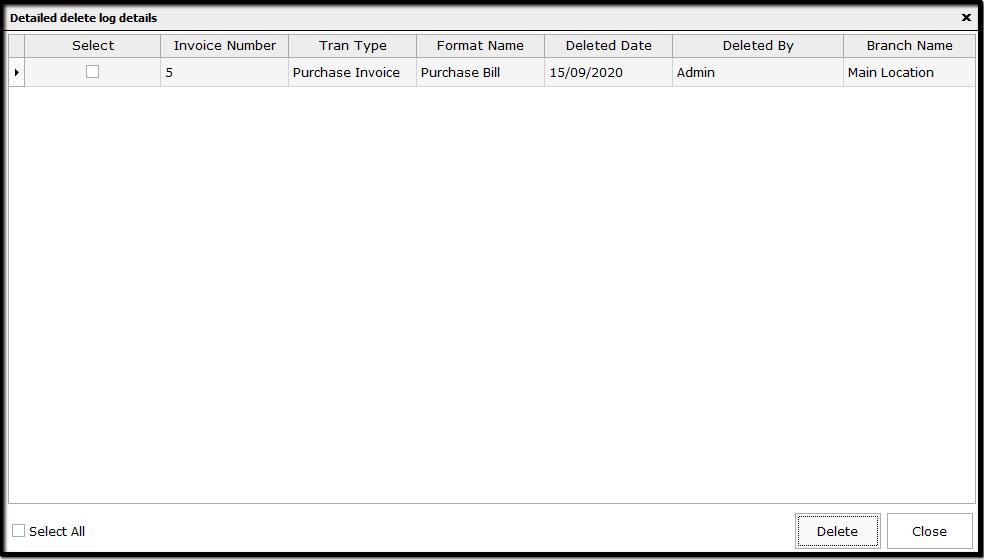 14. Data Synchronization-Delete