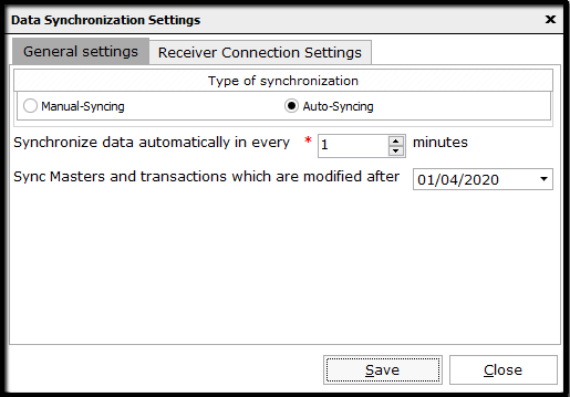 4. Data Synchronization - 1min
