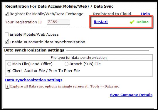 6. Data Synchronization-Online