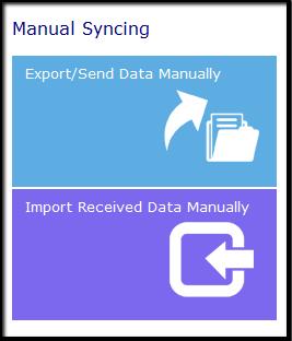 8. data synchronization-Manually